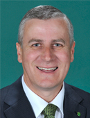 Official portrait of Michael McCormack
